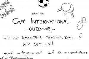 Café International Outdoor
